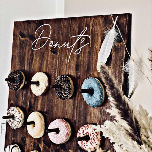 Donut Wall Nah